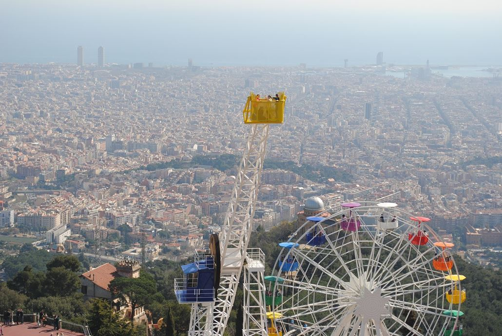 tibidabo-freizeitpark-barcelona