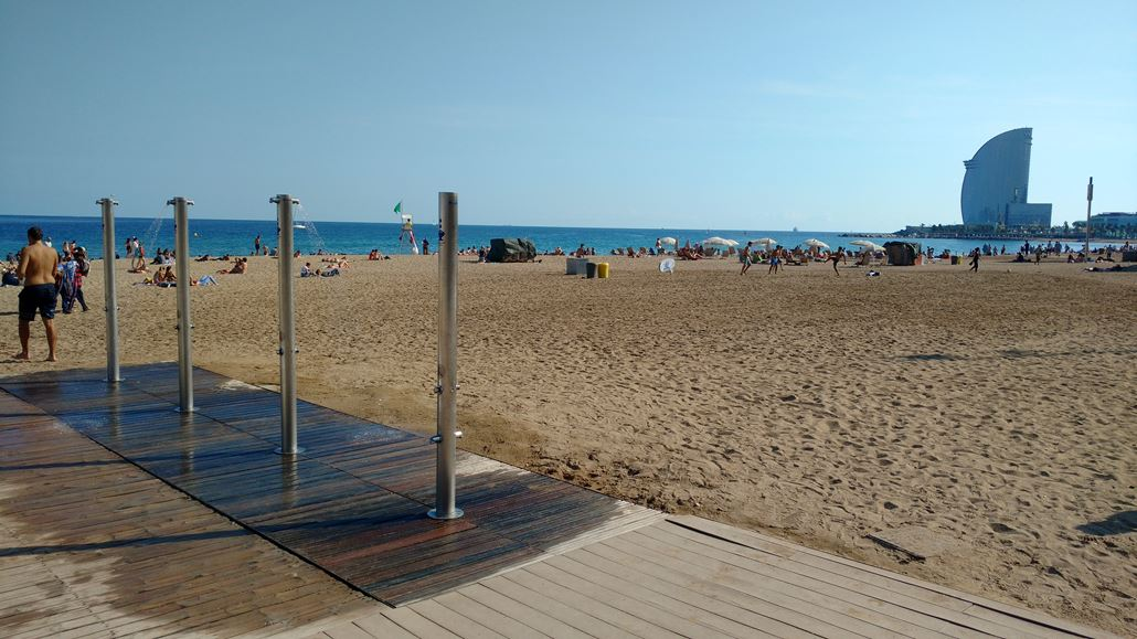 strand in barcelona wo ist es am sch nsten erfahrungen. Black Bedroom Furniture Sets. Home Design Ideas