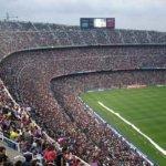 Barcelona Camp Nou Stadion