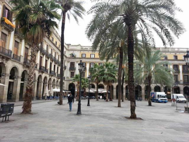Barcelona Platz