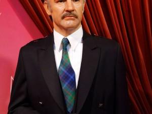 Sean Connery Wachsfigur
