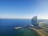 Hotel W Barcelona mit Strand