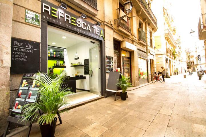 REFRESCA TEA storebook-5923