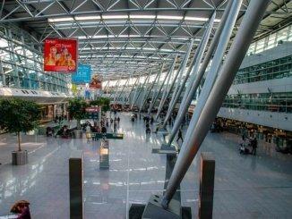 Airport Düsseldorf Innen