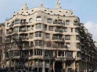 Casa Mila Fassade