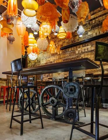 Generator Barcelona - Bar design