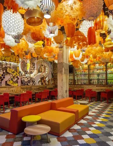 Generator Barcelona - Hotel Lobby 2
