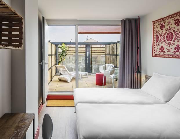 Generator Barcelona - Hotel room 3