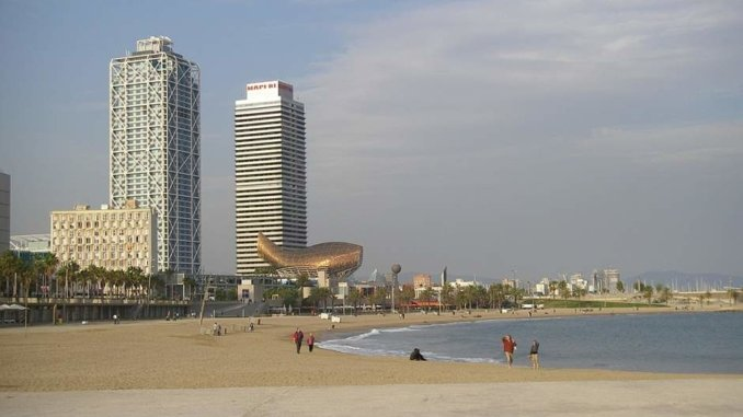 Ferienwohnung Am Strand Von Barcelona Empfehlung