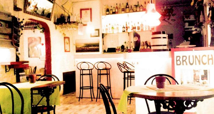 Bar Celoneta Sangria bar