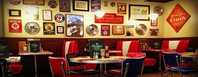 Bernie's Diner Grill & Burger Bar Barcelona