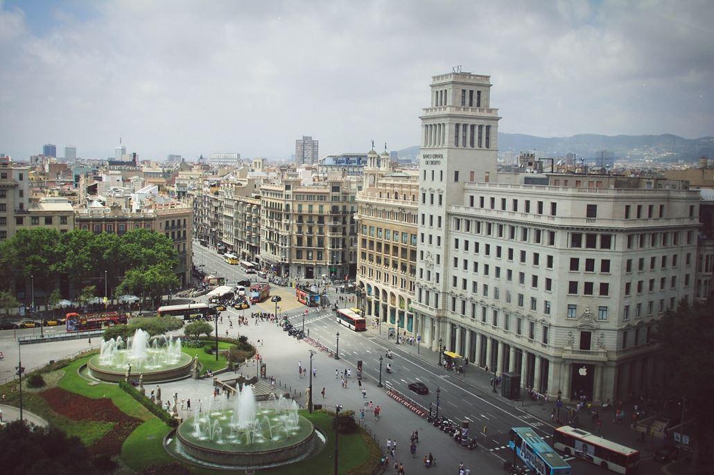 barcelona-zentrum-placa-catalunya