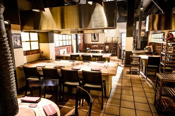 Carlota Akaneya Restaurant