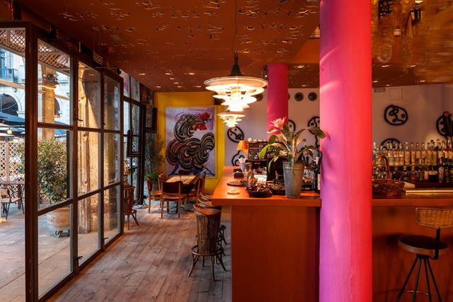 Ocaña DF Restaurant 2