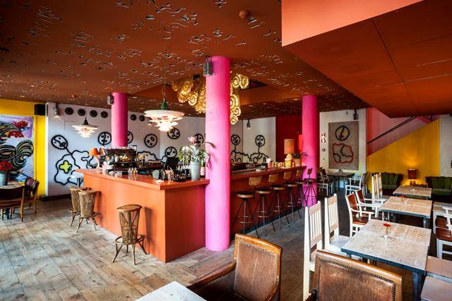 Ocaña DF Restaurant