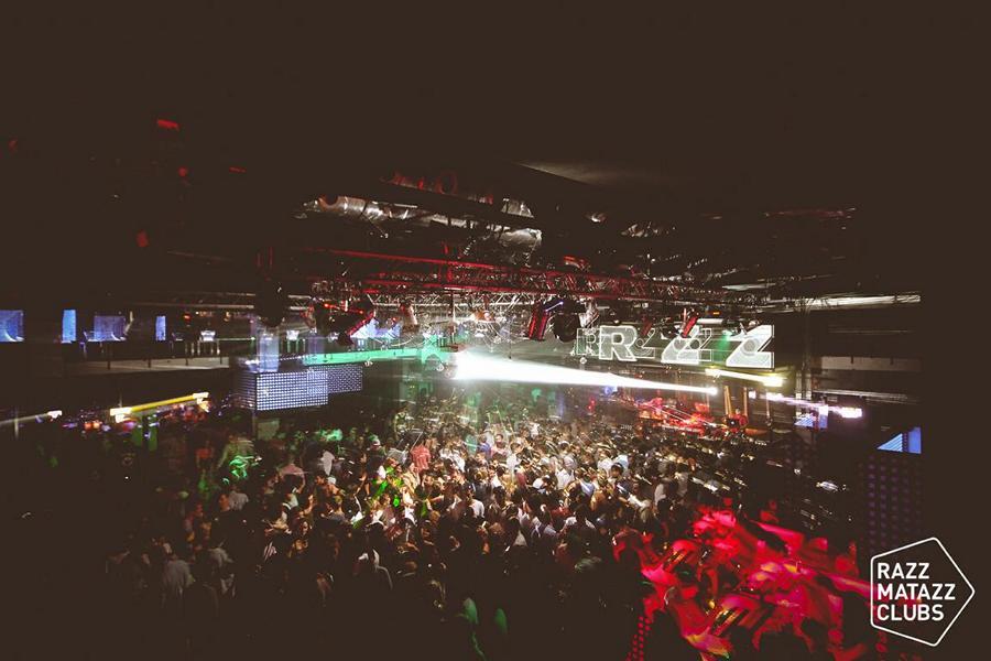 Razzmatazz Barcelona Nightclub