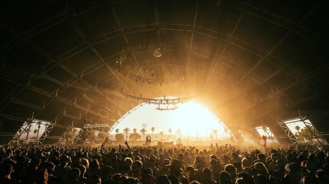 Festival in Barcelona