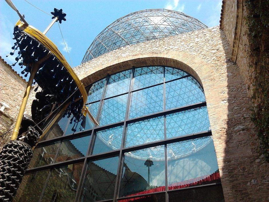 Teatre-Museu Dalí - Salvador Dalì - Figueres