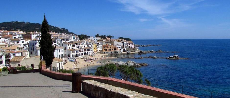 Costa Brava Küstenstadt