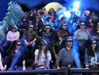 Gaudi Experiencia Barcelona 4D Kino
