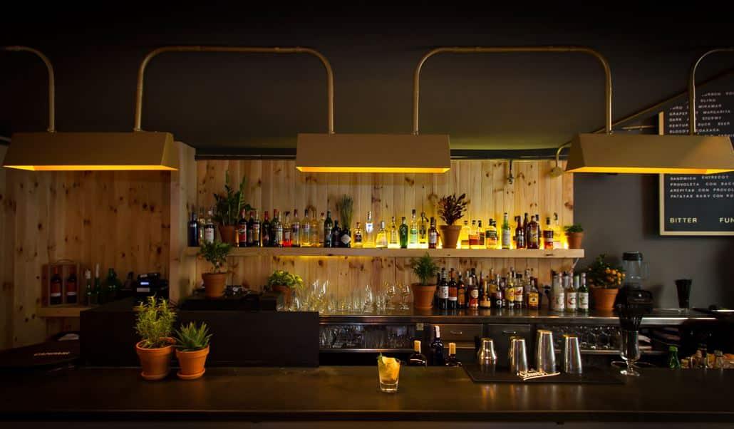 Bitter Cocktail Bar Barcelona