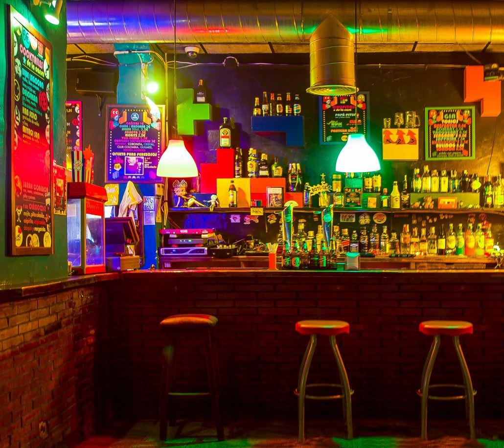 Polaroid Bar Barcelona
