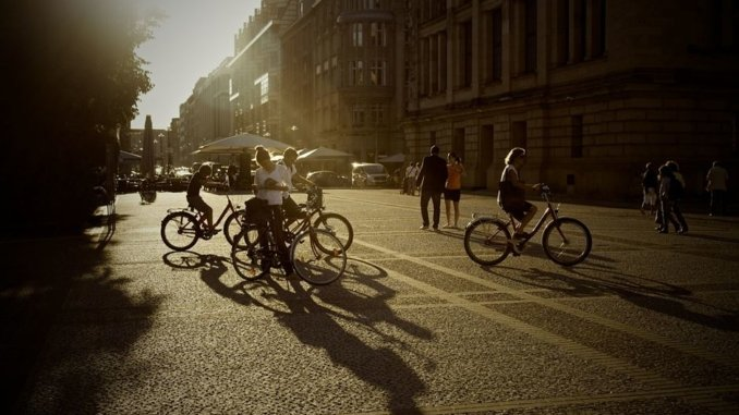 barcelona fahrradtour