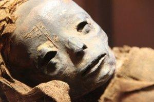 Agyptische Mumie