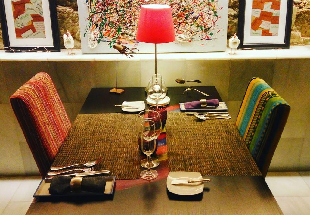 Tast Ller Restaurant Barcelona