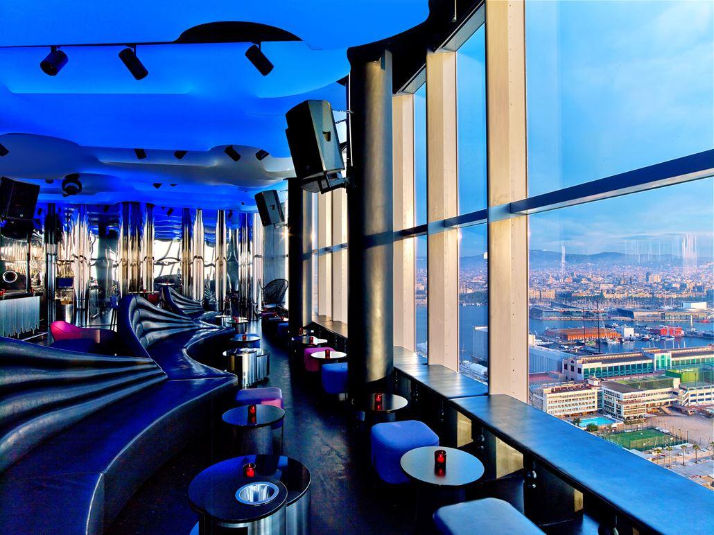 Nachtleben in barcelona die top 10 clubs der stadt for Stylische hotels