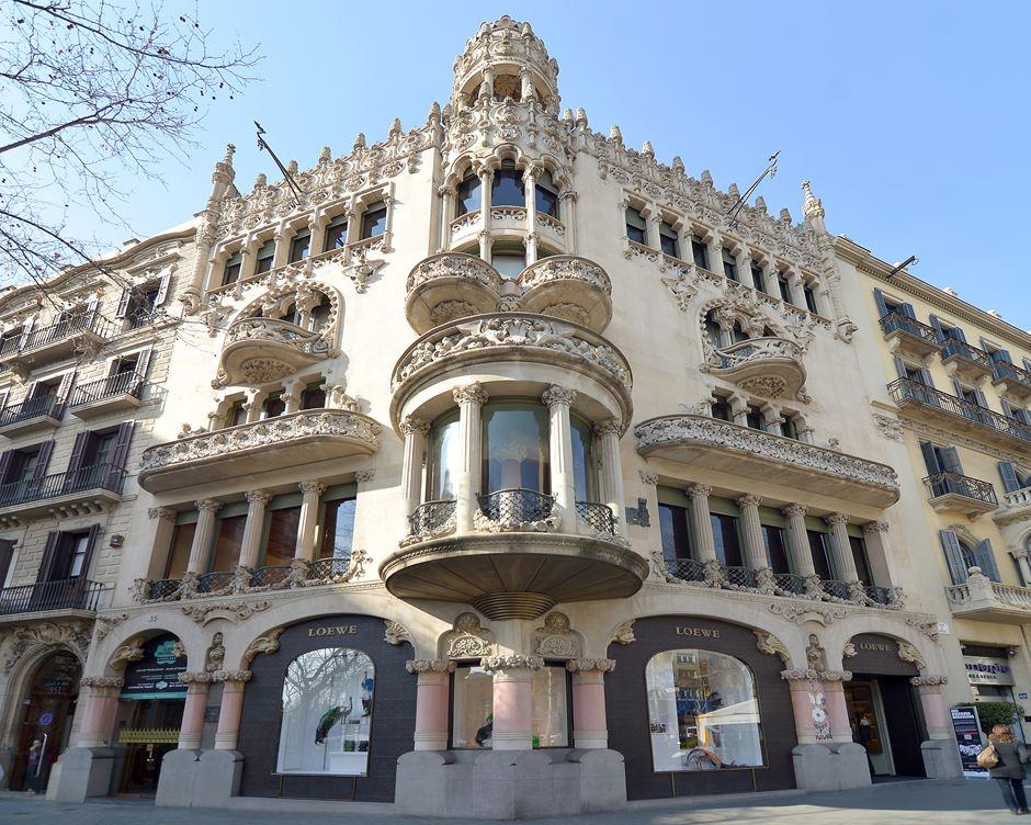 Casa Lleó i Morera Barcelona