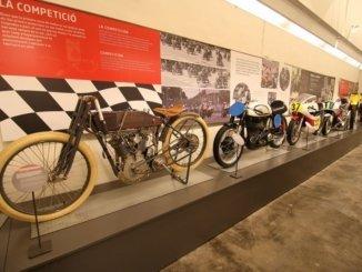 Museu de la Moto Barcelona - Motorrad Museum