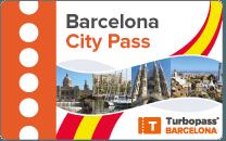 Barcelona City Pass - Turbopass