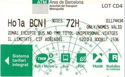 Hola BCN Card