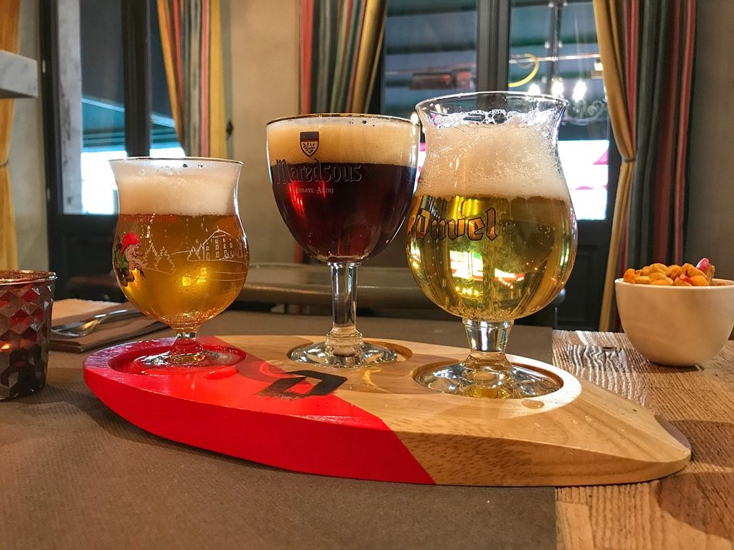 Craft Beer Tasting Barcelona