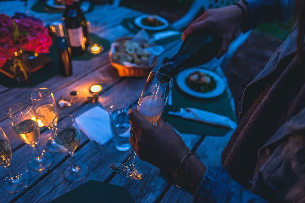Dinner Barcelona