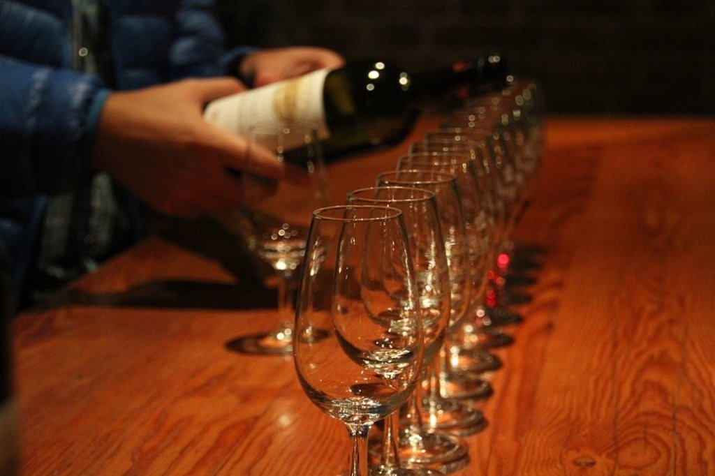 Weinprobe Barcelona