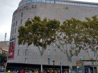 El Corte Ingles Barcelona