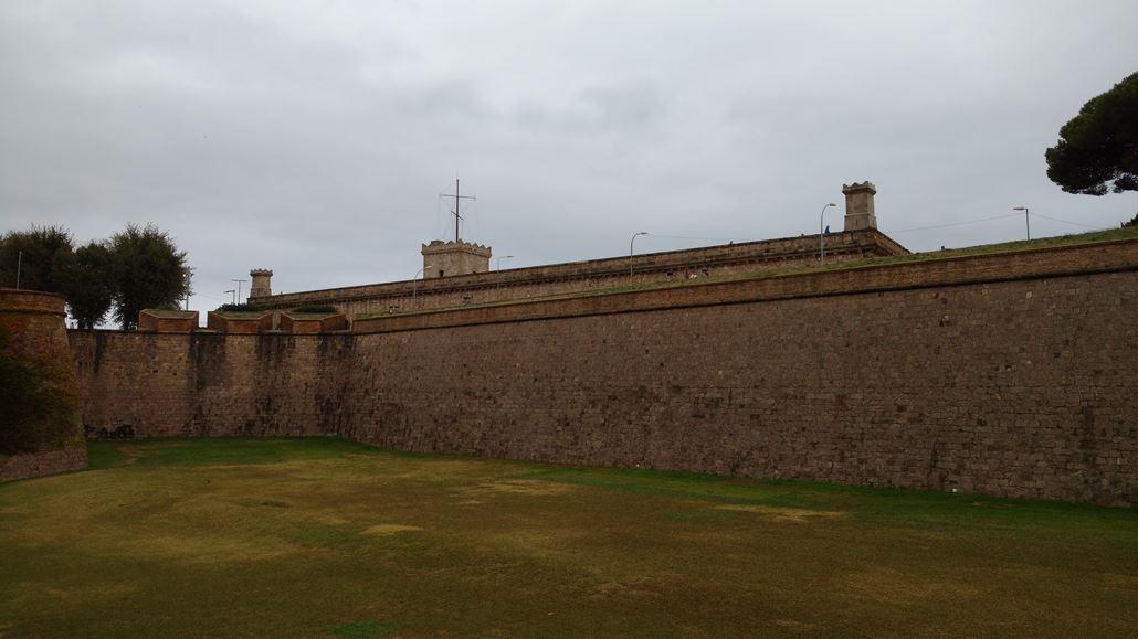 Montjuic Festung Barcelona