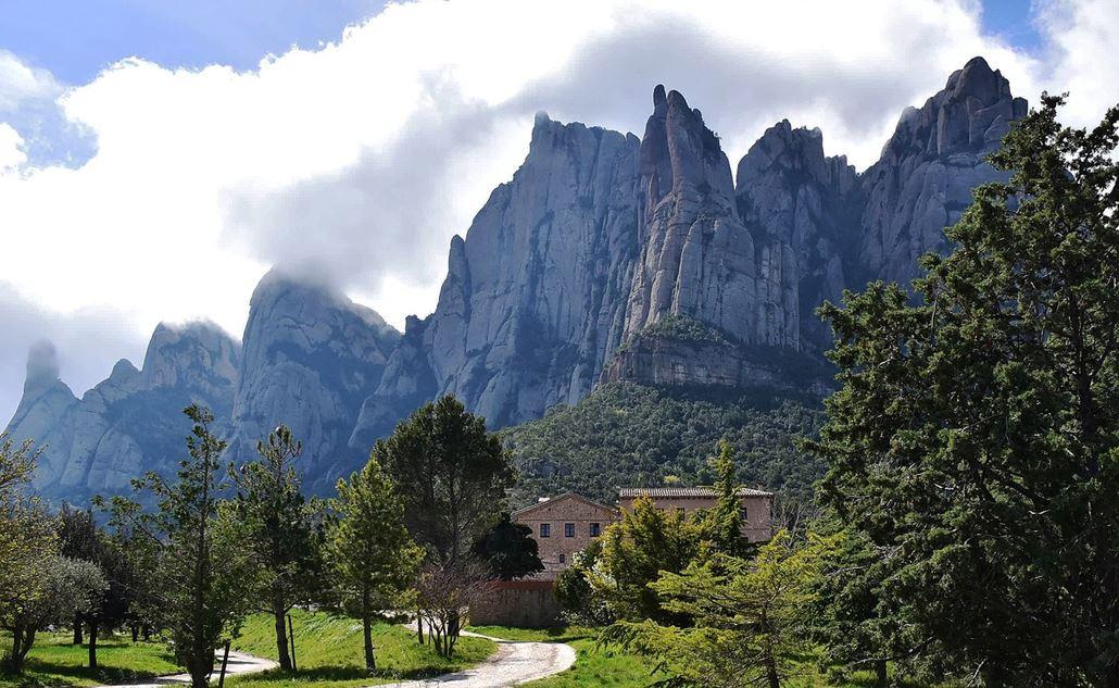 Montserrat Wandern Wanderwege