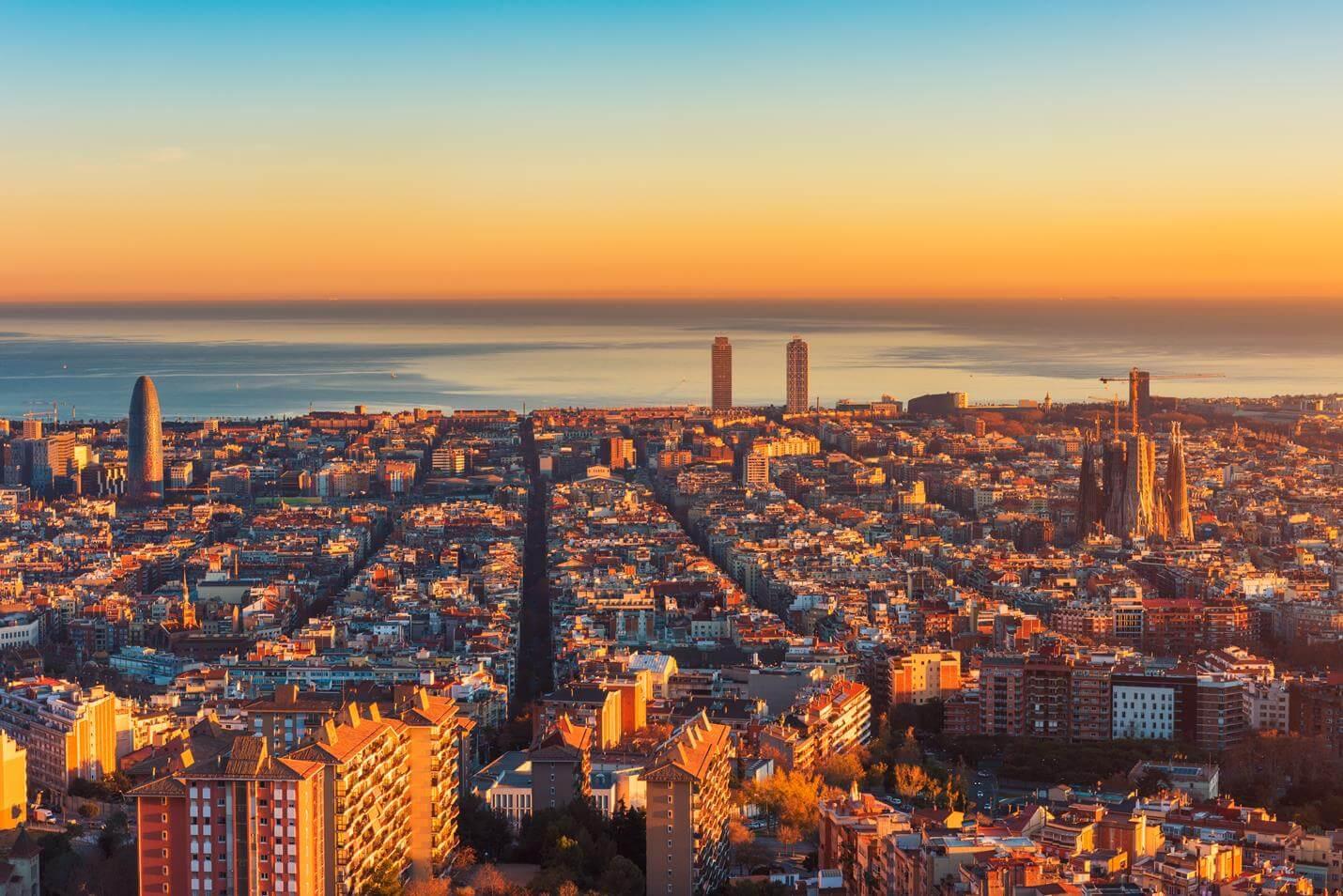 Barcelona im Dezember - Top