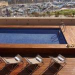 Duquesa Suites Barcelona Pool Dachterrasse