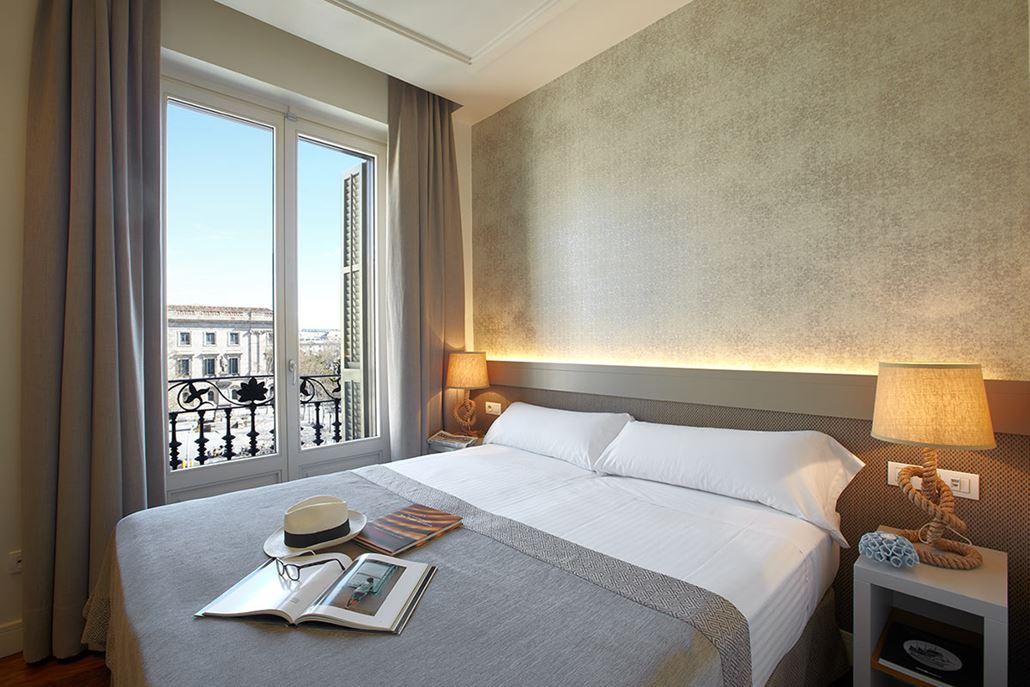 Duquesa Suites Barcelona Zimmer