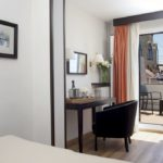 Gaudi Hotel Ausblick