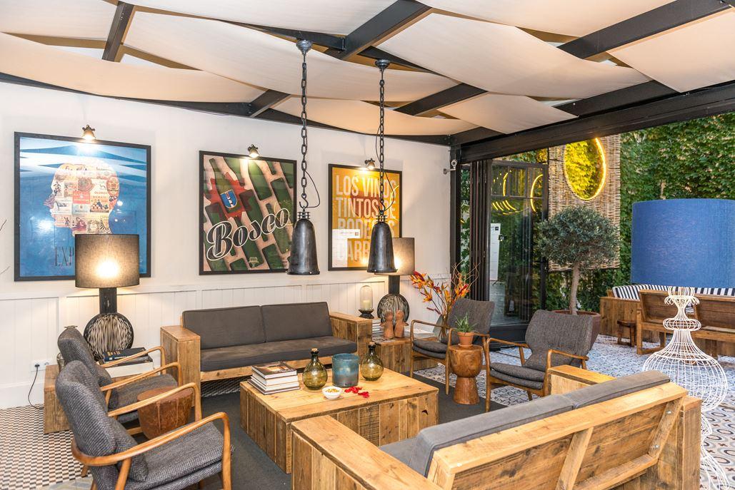 Hotel Praktik Vinoteca Lounge