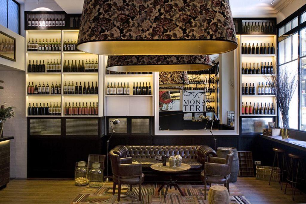 Hotel Praktik Vinoteca Wein
