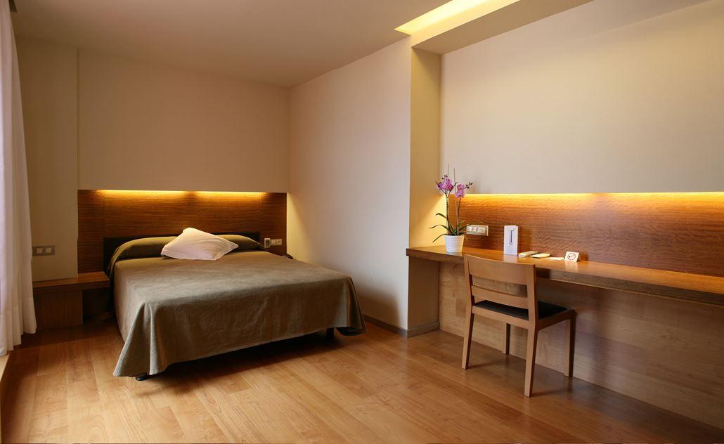 Hotel Turin Barcelona Zimmer