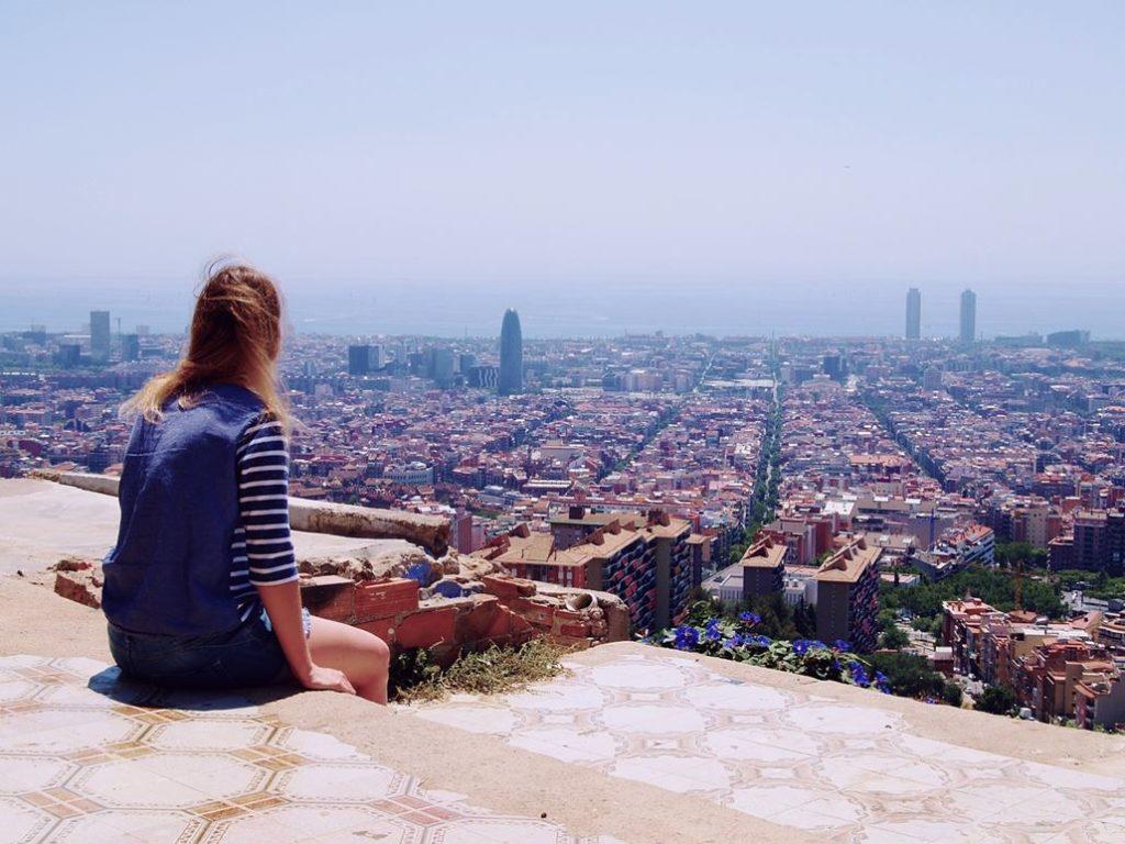 Stadtteil Eixample Barcelona