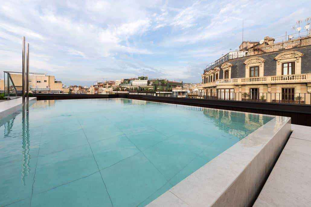 The Corner Hotel Pool