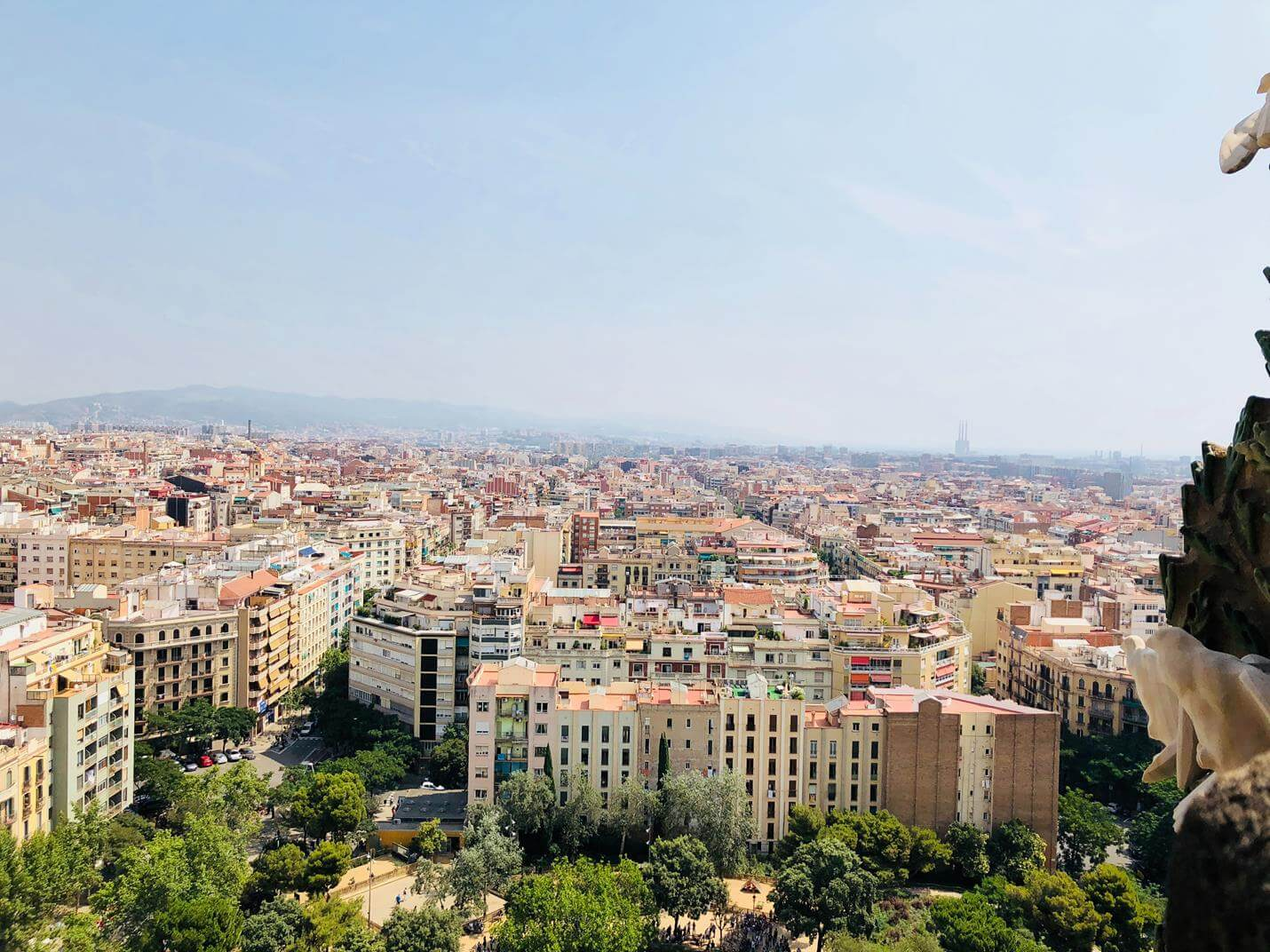 Barcelona im Februar - Top